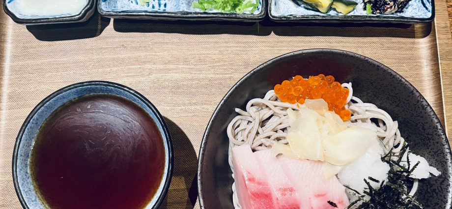 Six Cool Japanese Noodle Dishes to Try This Summer
