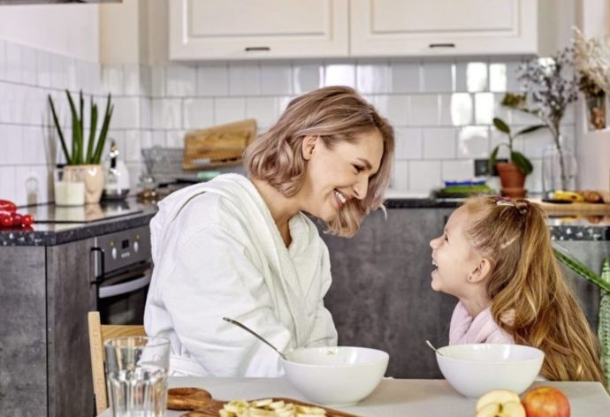 What are the best healthy breakfasts for children?