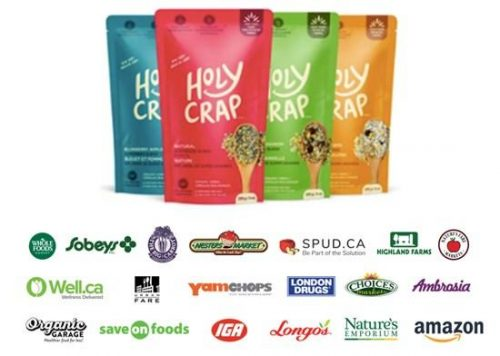 Plant&Co Adds Highland Farms to Long List of Retailers Carrying Healthy Holy Crap Breakfast Cereals