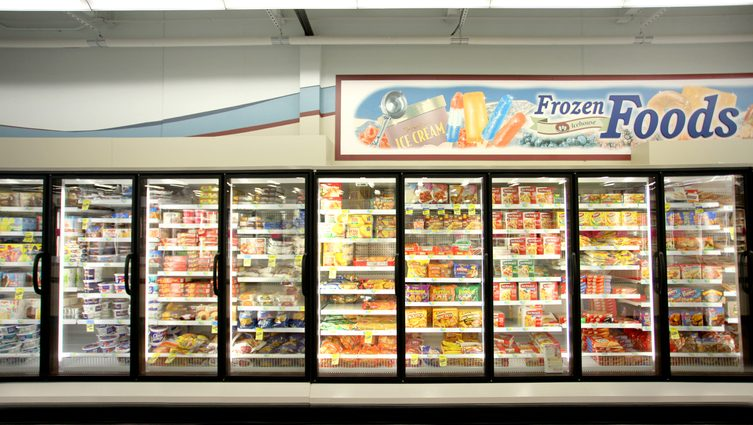 Frozen food continues to win as regions re-open, but what consumers reach for is evolving, IRI finds