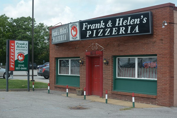 Frank & Helen's has become a tradition for generations of St. Louis families. - ANDY PAULISSEN