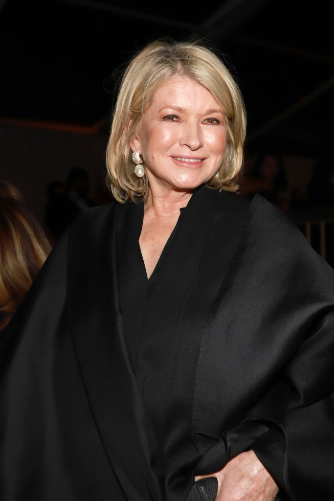 Martha Stewart attends the Netflix 2020 Golden Globes After Party on January 05, 2020 in Los Angeles, California | Photo: Getty Images