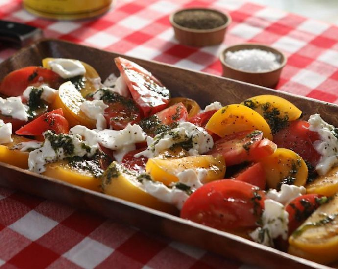 30 summery side dishes to take your Labor Day spread to the next level