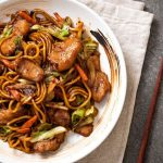 Quick noodle dishes for midweek meals